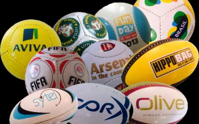 Branded Promotional Footballs