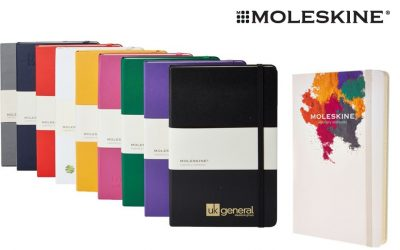 Promotional Moleskine Notebooks