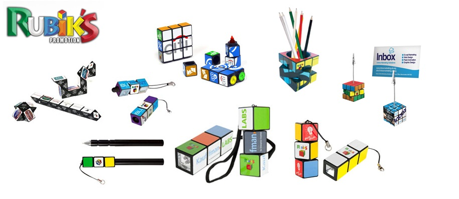 Rubiks Promotional Products
