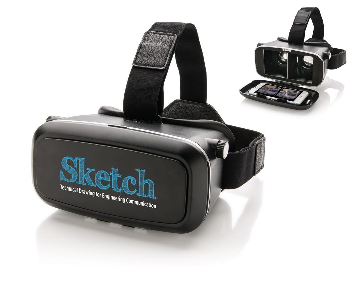Branded VR Glasses