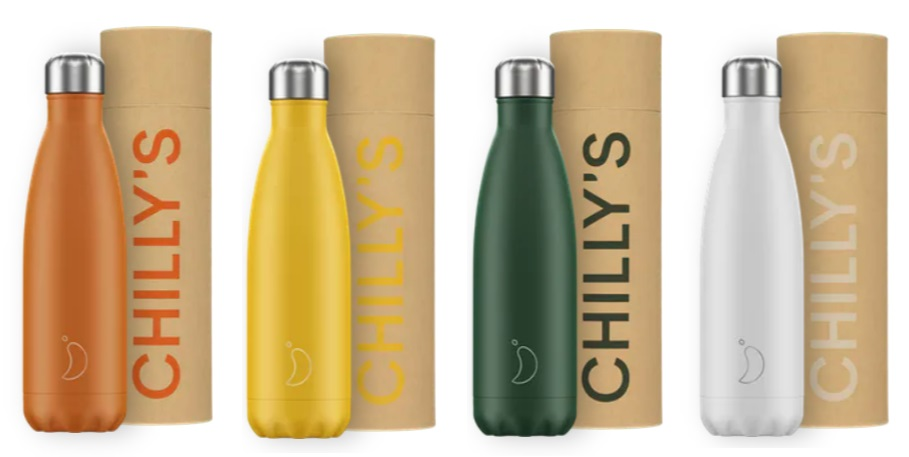 Promotional Chilly's Bottles